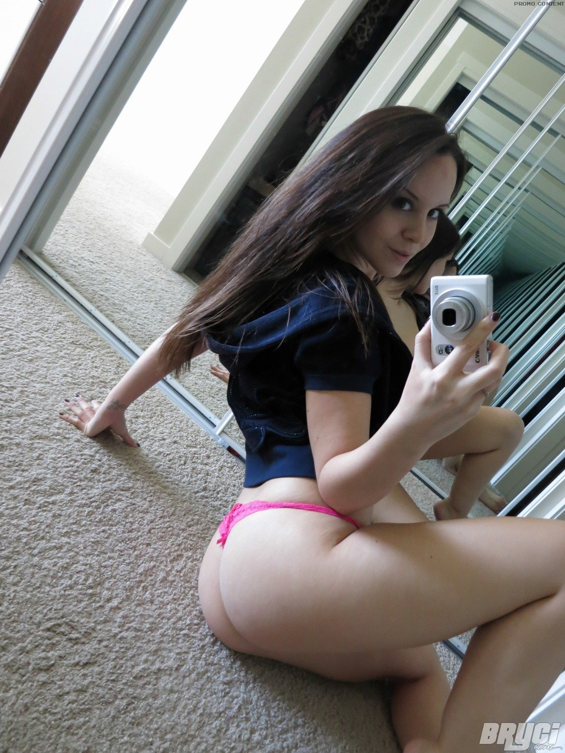 Two sexy babes self shot nude not